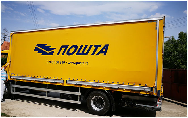 TRUCK TARPAULINS FOR TRUCKS WITH UPGRADED SUBSTRUCTURES