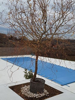 Winter covers for pools