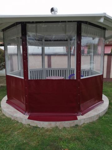 Providna folija za zatvaranje terasa i ostalih objekata